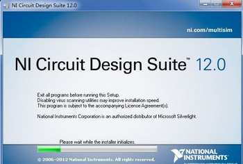 NI电路设计套件(NI Circuit Design Suite12.0)