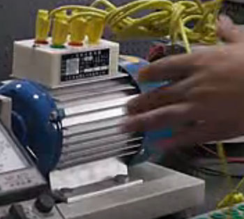 电动机绕组维修_三相交流异步电动机定子绕组的判别和连接_电工技术_视频教程