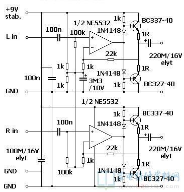 运放的线性应用原理图_线性速写