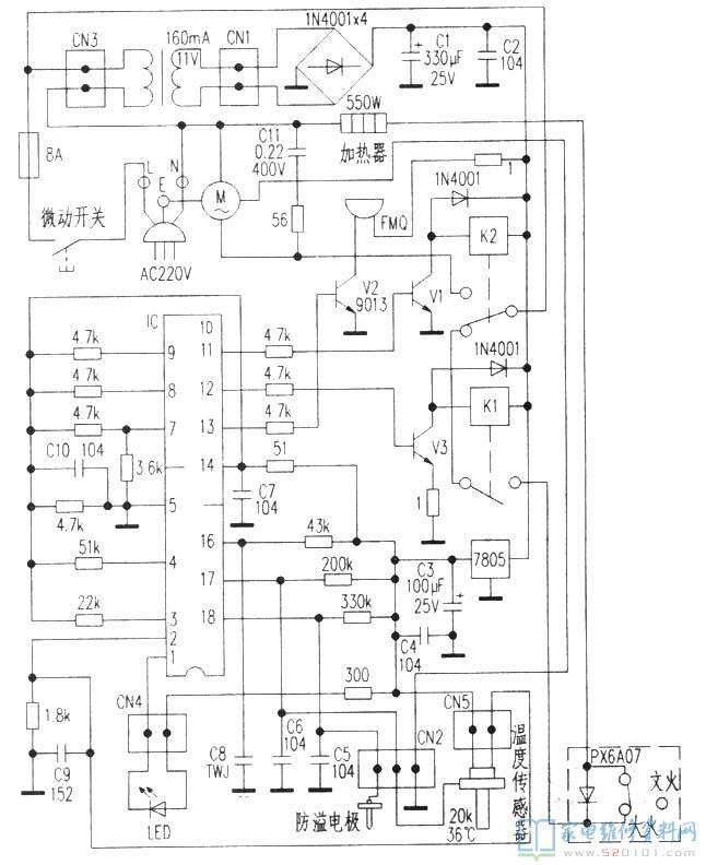 九阳豆浆机故障排除_九阳JYDZ-21豆浆机不工作且不打浆 - 家电维修资料网