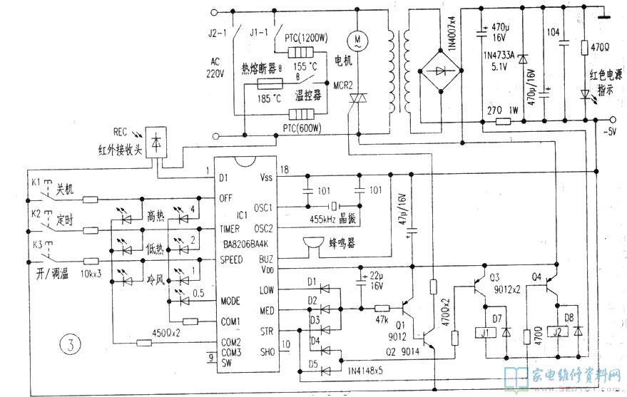 暖风电阻的工作原理_igbt改电阻法的工作原理和控制方法