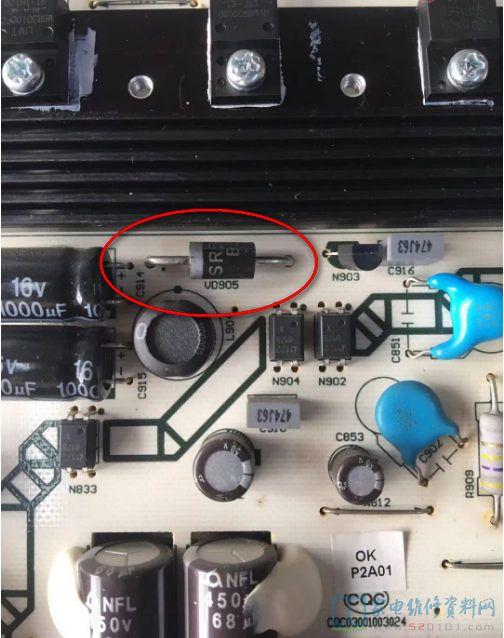 海尔空调开机没反应_海信LED55T36X3D液晶电视不开机通病故障 - 家电维修资料网