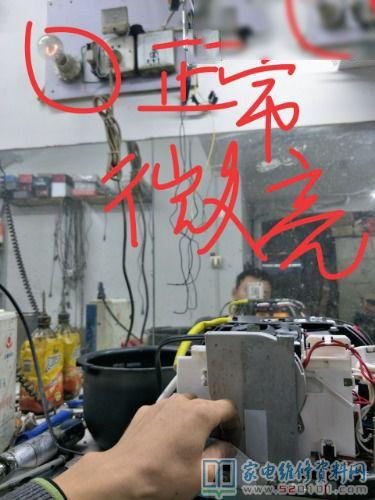 格兰仕电磁炉维修_虎牌电磁煲不通电的通病故障维修 - 家电维修资料网