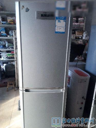 冰柜温控开关_海尔BCD-215DF两门电冰箱低压漏气的检修 - 家电维修资料网