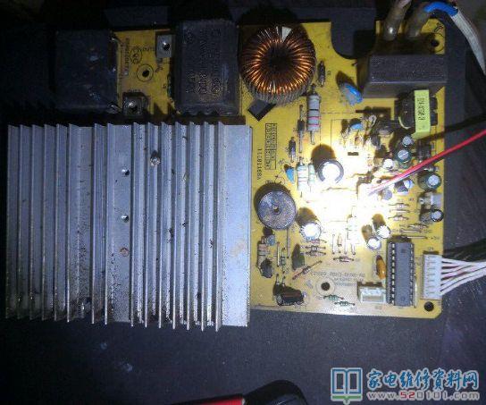 格兰仕电磁炉维修_电磁炉断续加热间歇加热的维修总结 - 家电维修资料网