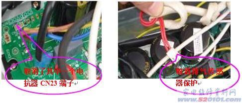 接地及信号连接线造成e1保护;  步骤二:上电2分钟内检测室外l,n接线端