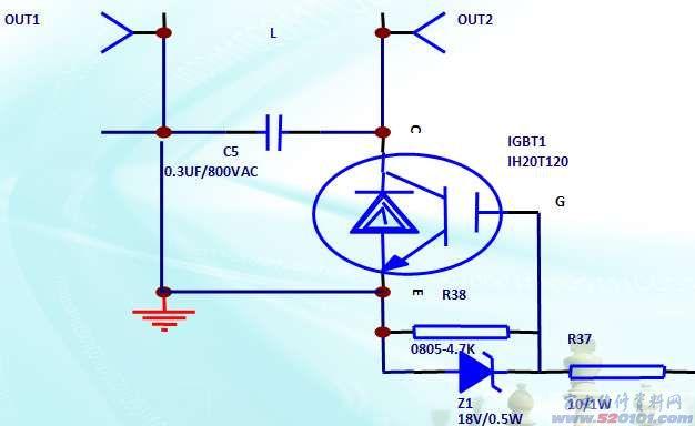 美的电磁炉电路原理及维修上篇 多图图片