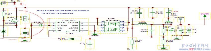 地图 电路 电路图 电子 原理图 849_208