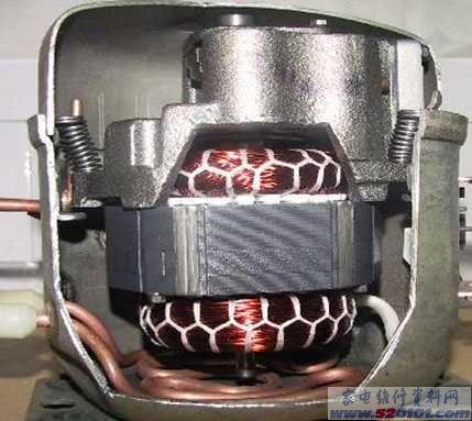 汽车排气管内部结构图解