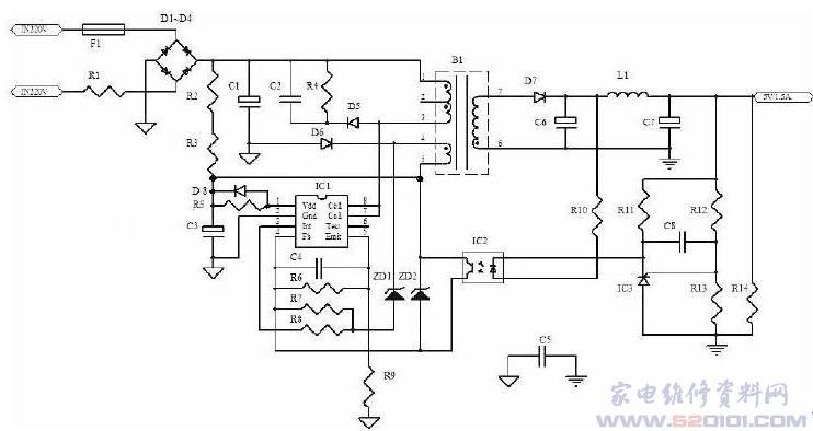 power-32e典型应用电路