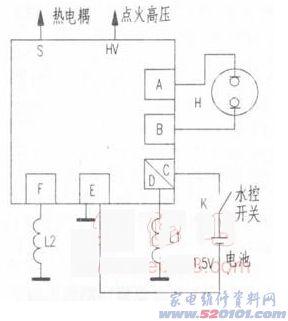 小天鹅电磁炉电路图_小天鹅电磁炉电路图设计