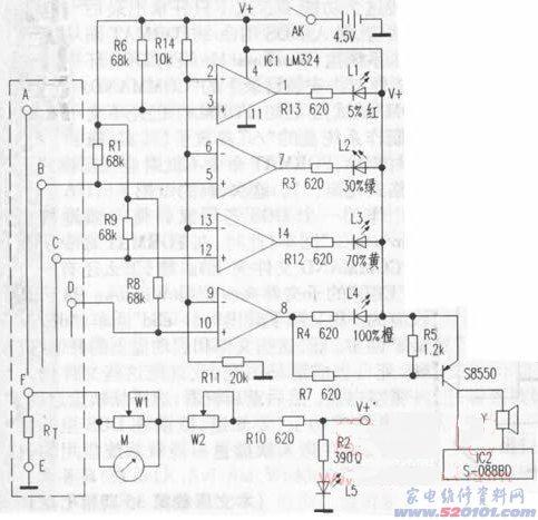 WTC-AI太阳能热水器电路及检修(图)