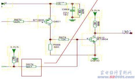 地图 电路 电路图 电子 原理图 465_271