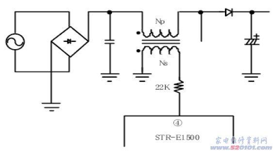 创维37寸lcd电视通用电源板原理(图)