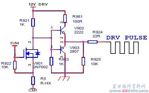 电视的连接方式电路图_海信LED电视(1947板)电源板维修技术指南(图) - 家电维修资料网