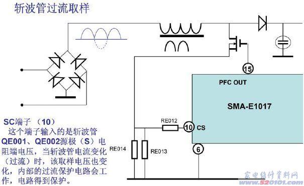 海信tlm3277液晶电视开关电源原理及电路分析(上篇)