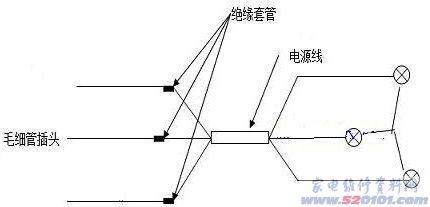 冰箱内部各组件和压缩机故障简易判断方法 图