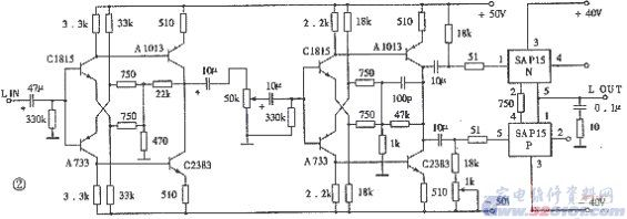 sap15n/sap15p功放管参数和介绍