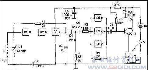收音机3.5mm耳机插口接线图