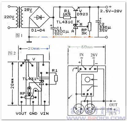 电路 电路图 电子 原理图 415_394