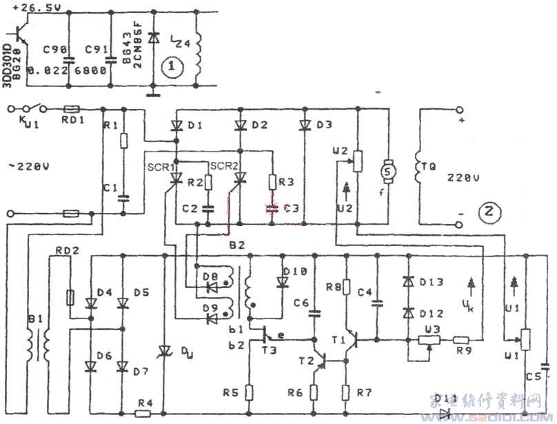 二极管在电路中的几种应用