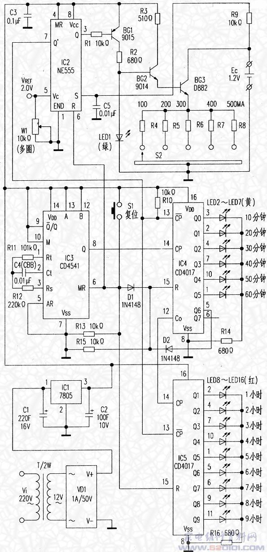 电池的容量测试方法