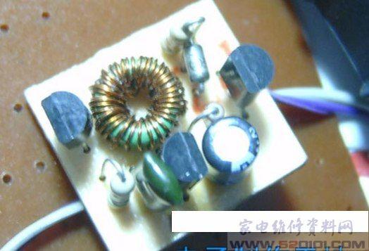 5v自关断数字万用表升压电源制作