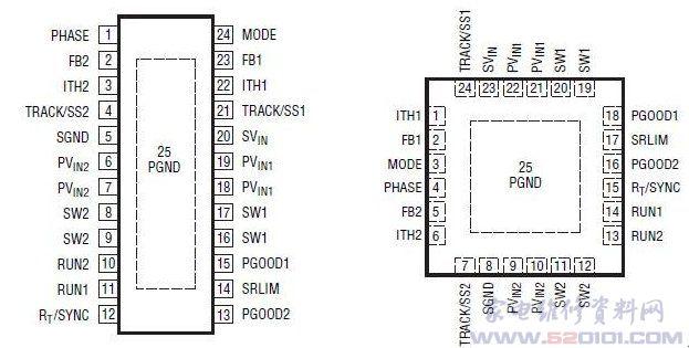 串联反馈式稳压电路原理方框图