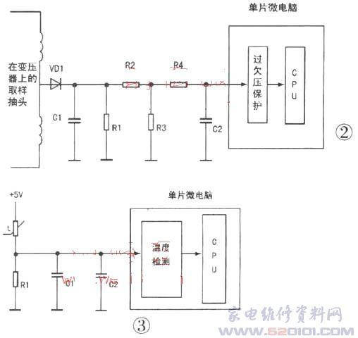如何准确地判断出被修空调的故障点,一直是维修人员十分关注的话题。本文将系统介绍这方面的问题。 一、先划分故障的大概部位 首先判断出故障点发生在电路部分还是管道系统,然后再采取不同的方法排除。 在环境温度满足制冷的条件时,将空调器设置在制冷状态,接通电源(或用遥控器开机),观察空调能否进入制冷运行(如室内机、室外机的风扇、压缩机等是否正常运转)。如能正常运转而不制冷,则故障一定发生在管道系统;反之,则故障在电气控制部分。 二、电气部分故障的检修 当确认故障点在电气部分时,应采用从后级向前级、从简单到复杂的检