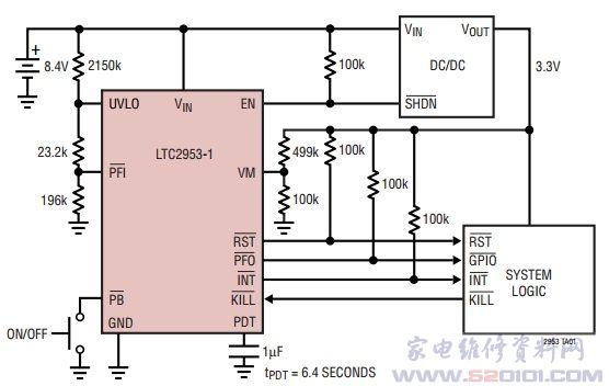 ltc2953典型应用电路