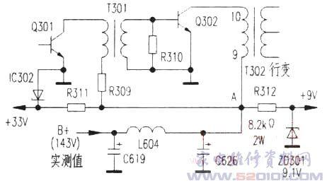 创维ctv2928mk彩电电路板易烧毁的分析与处理