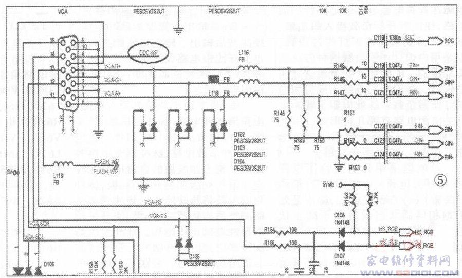 tcl液晶l32f19电路图