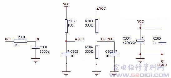 比较器和三极管组成的d类功放制作