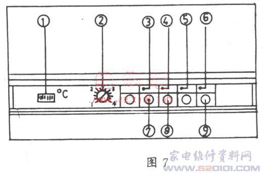 海尔bcd-268/bcd-238w电冰箱性能及检修
