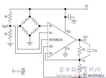max4209典型应用电路