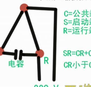 空调压缩机接线方法图片
